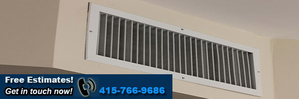 San Francisco Air Duct Cleaning Dryer Vent Cleaning San